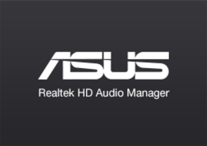 ASUS - AUDIO UI