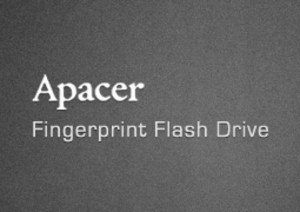 Apacer - Finger Print App